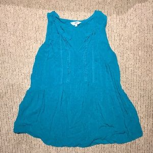 3/$20! Northern Reflections blue top!
